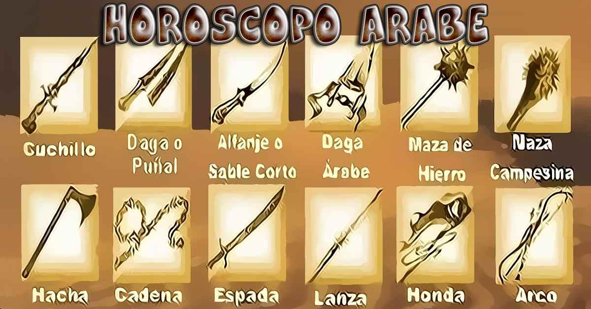 Horóscopo Arabe