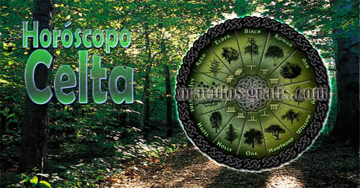 horoscopo celta