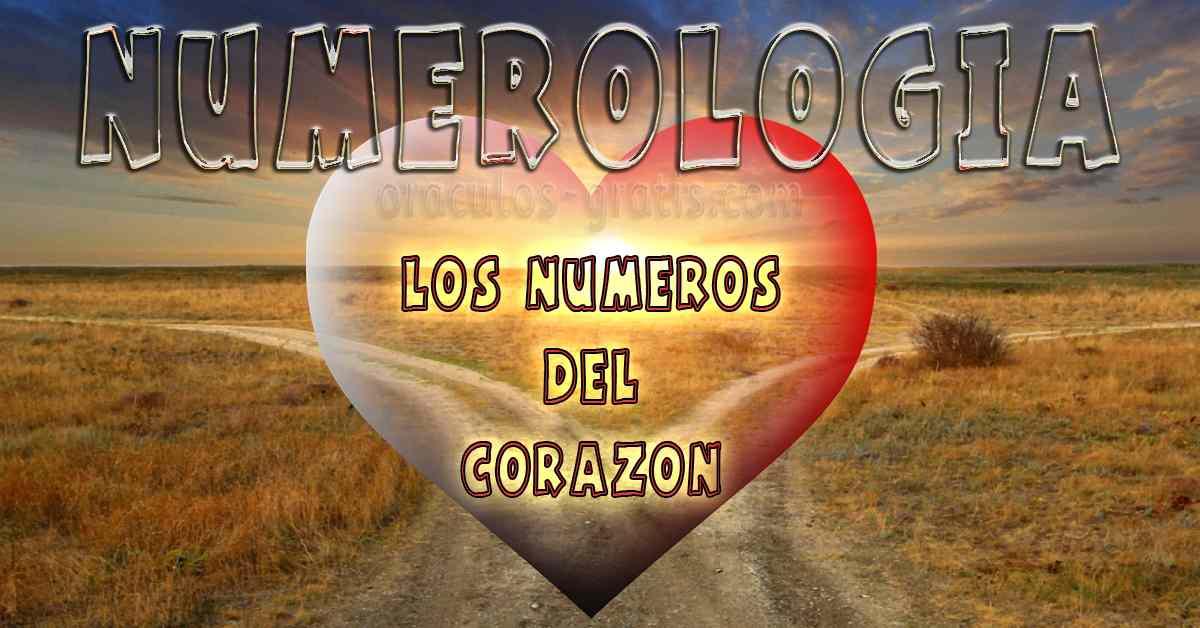 Numerologia del Corazon