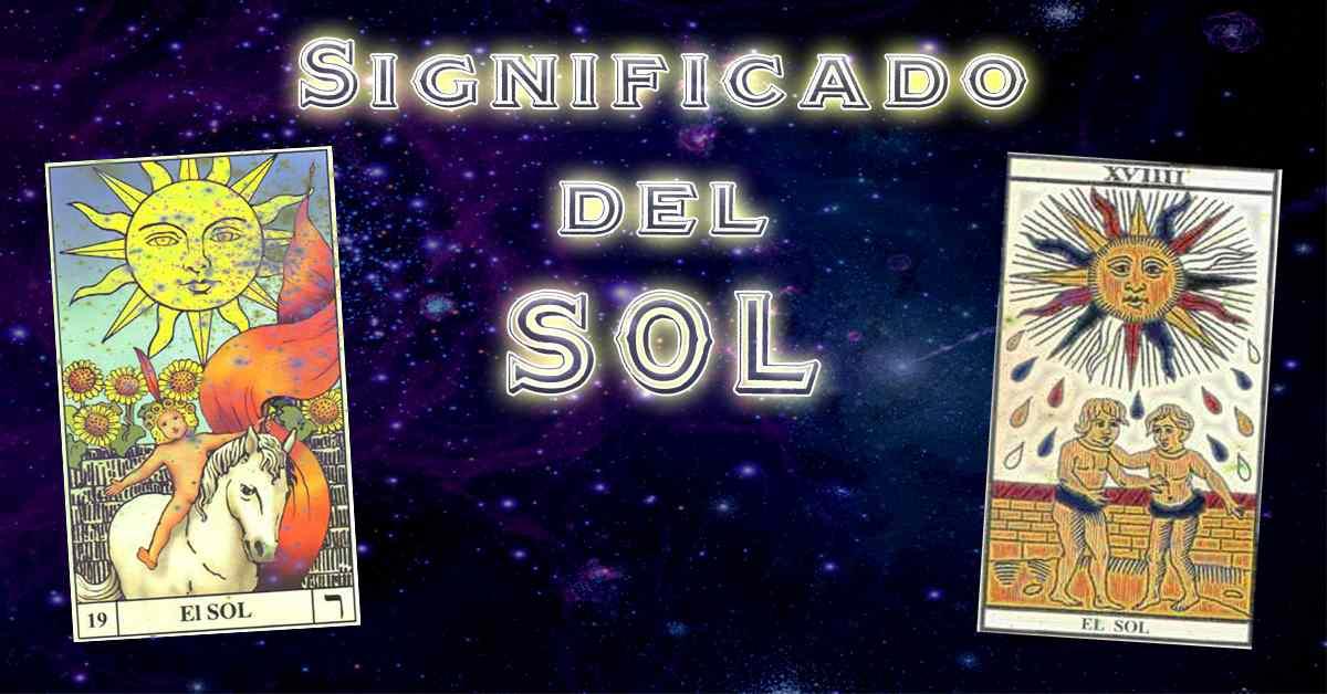 Significado e interpretacion del Sol