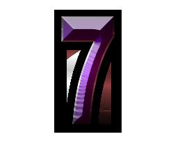 Resultado de imagem para número 7 significado