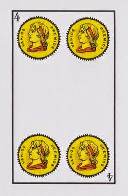 Cuatro de Oros